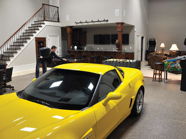 Ultimate Mancaves At Hyde Park Storage Suites!